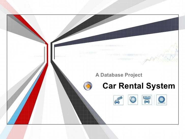 Car Rental System A Database Project