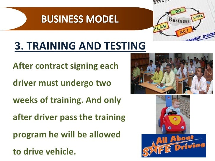 Car Rental Business Plan