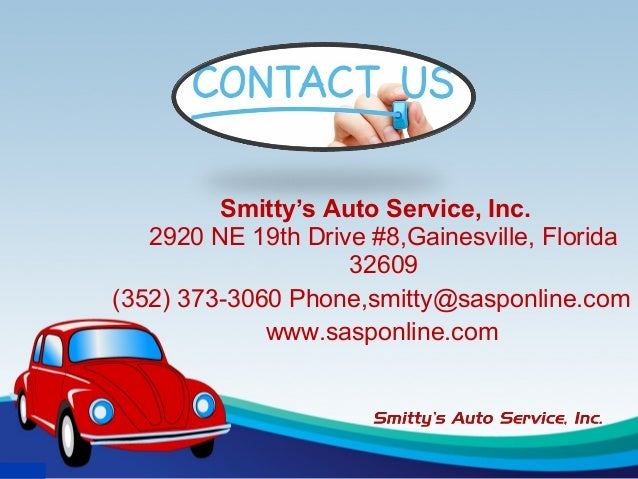 Car Repair Gainesvilel Florida