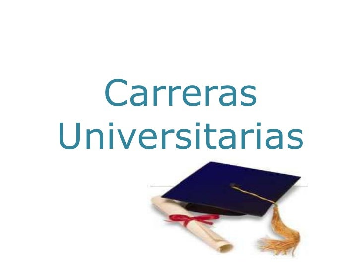 CarrerasUniversitarias