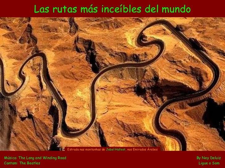 Carreteras inc