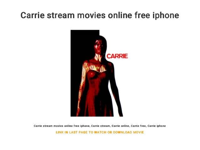 Carrie Stream