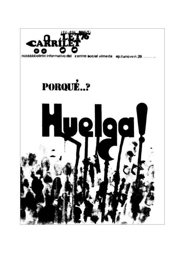 Carrilet marzo 1976