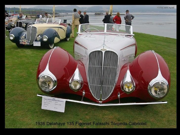 1936 delahaye 135 figoniet falaschi torpedo cabriolet 38