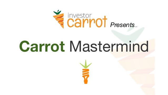 Presents... Carrot Mastermind