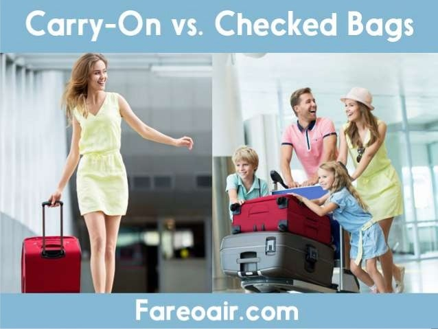 Carry-On vs. Checked Bags: The Puzzling Travel Dilemma