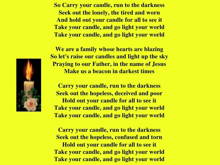 Carry Your Candle Piano Chords Choice Image Finger Placement
