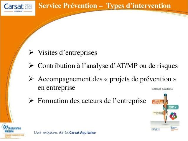 carsat - pr u00e9vention des risques professionnels