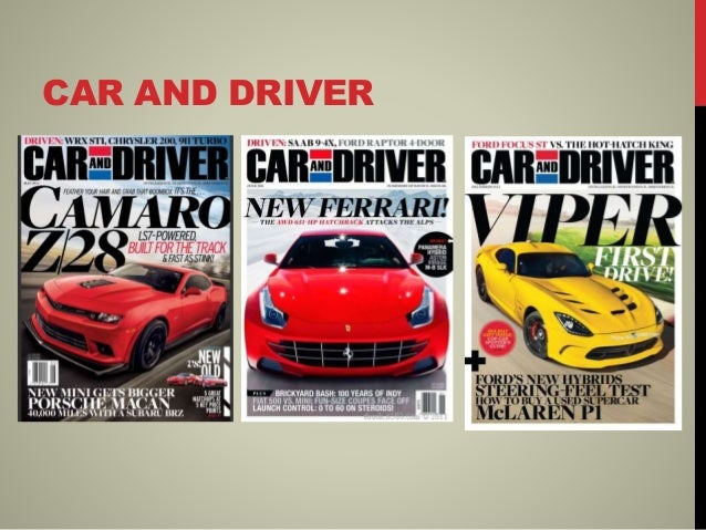 Magazine Genre Research (PPT 1) Slide 3