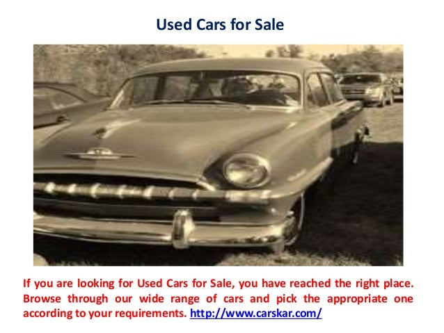 2 used cars for sale