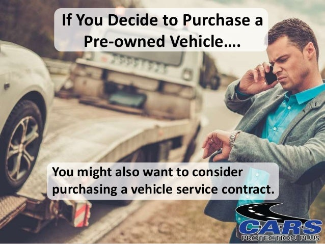 Peace of Mind for the Road Ahead with a Vehicle Service Contract Slide 2