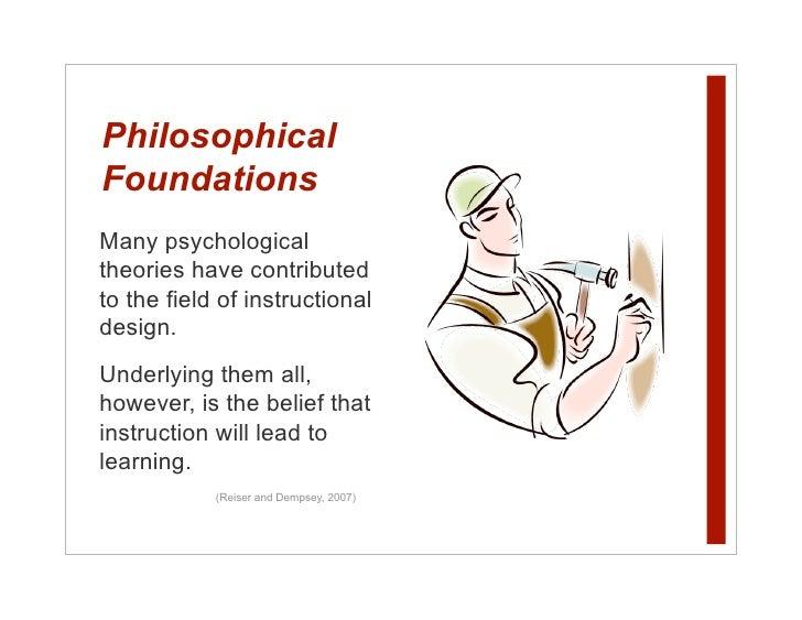 Theories Of Instructional Design Slide 2
