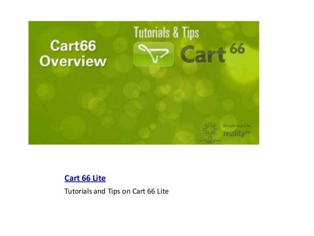 cart66 lite