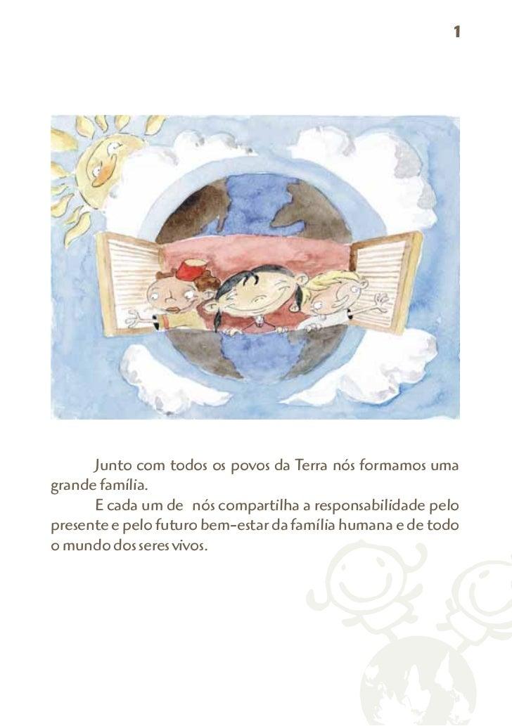 """""""Carta da Terra para Crianças"""" Slide 2"""