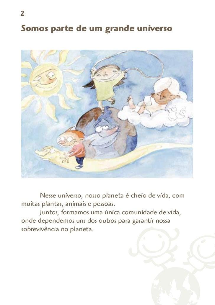 """""""Carta da Terra para Crianças"""" Slide 3"""