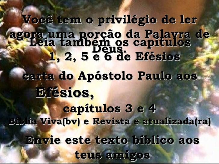 Carta do Apostolo Paulo aos 1