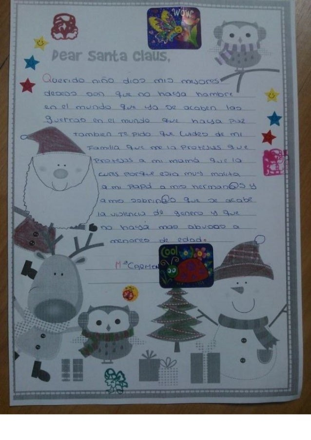 Deseos de Navidad 2012/2013