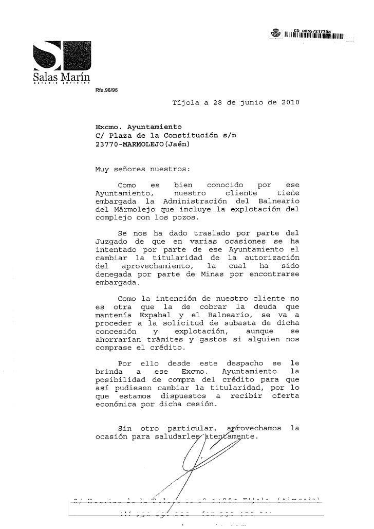 carta abogados almer u00eda