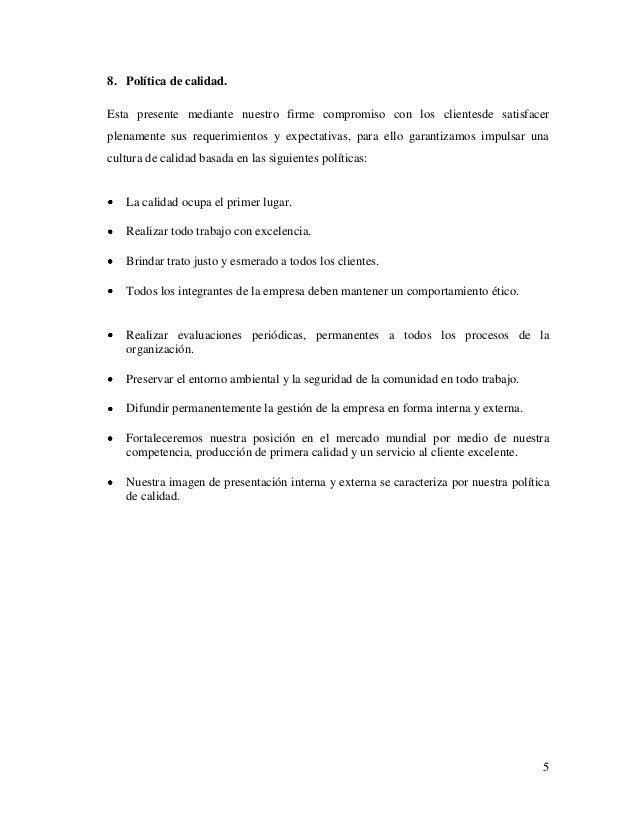 Carta de Presentación Empresa de Desarrollo de Software