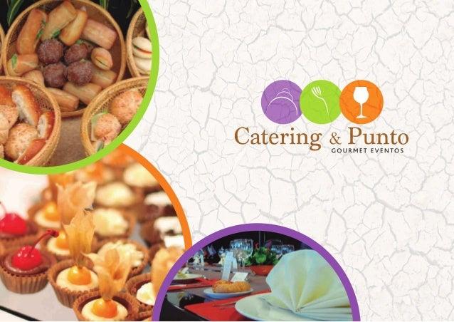 SOMOS Somos una empresa de catering, innovadora y creativa, brindamos servicios para todo tipo de eventos, corporativos y ...