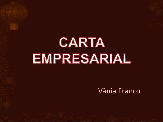 Vânia Franco