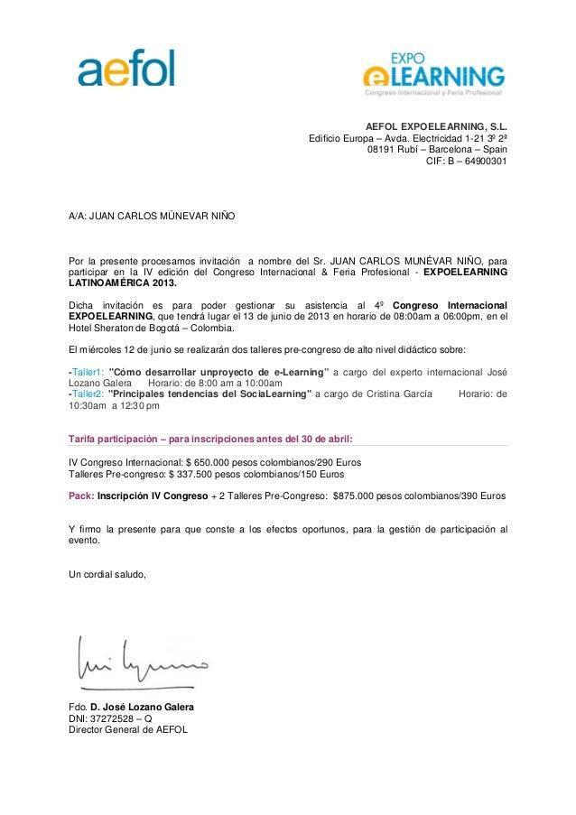 AEFOL EXPOELEARNING, S.L.Edificio Europa – Avda. Electricidad 1-21 3º 2ª08191 Rubí – Barcelona – SpainCIF: B – 64900301A/A...