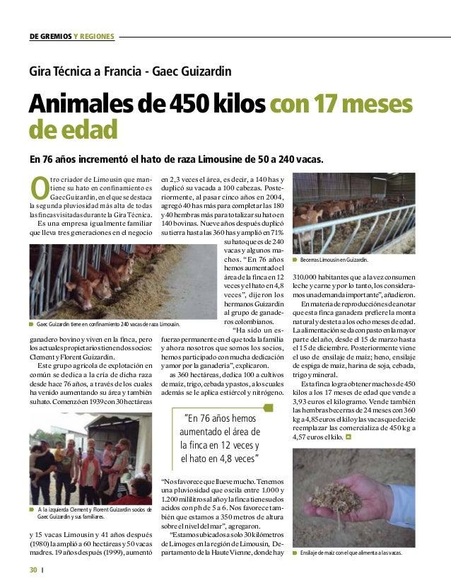 31 FEDERACIÓN COLOMBIANA DE GANADEROS carta fedegÁn N.° 149