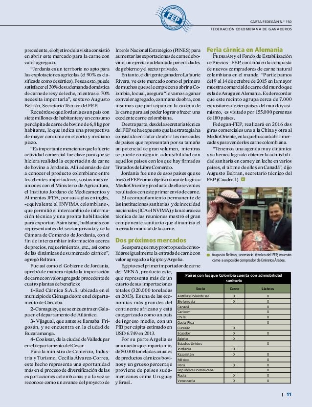 13 FEDERACIÓN COLOMBIANA DE GANADEROS carta fedegÁn N.° 150 ENTIDAD FINANCIERAVENDE FincaLaGabriela UBICACIÓN Municipio Ca...