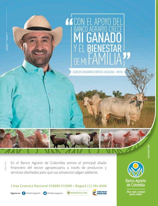 27  FEDERACIÓN COLOMBIANA DE GANADEROS carta fedegÁn N°. 150 MAESTRÍAS ESPECIALIZACIONES Especialización en Docencia para...