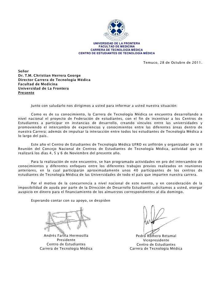 UNIVERSIDAD DE LA FRONTERA                                            FACULTAD DE MEDICINA                                ...
