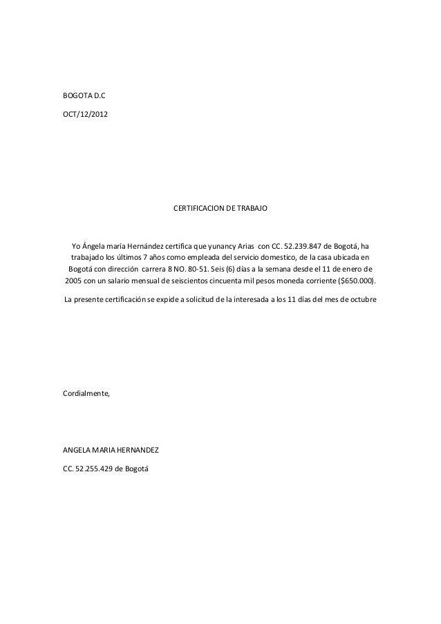 Famoso Servicio De Certificados Ejemplo De Carta Cresta - Cómo ...