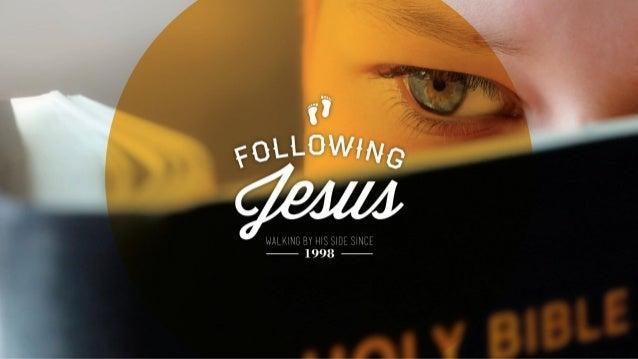Carta Mensual de Noticias de Following Jesus Inc.