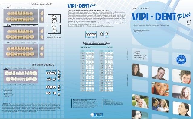VIPI - Carta Molde Dent Plus