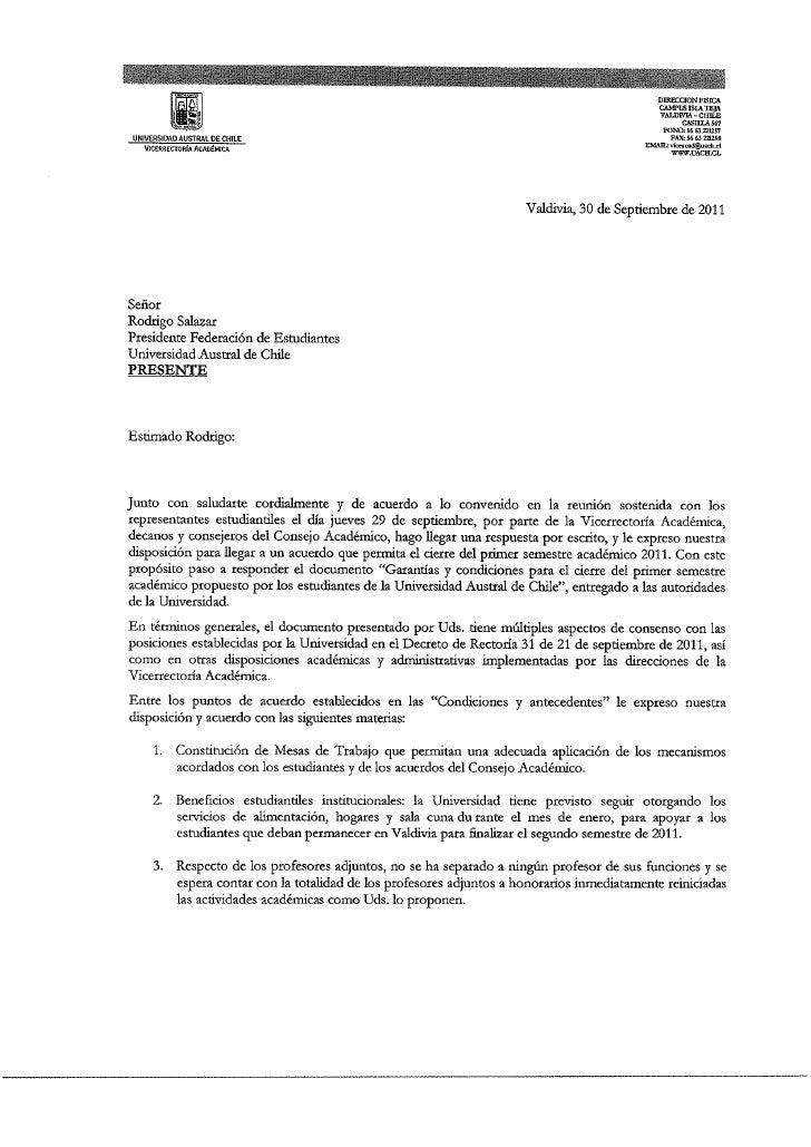 Carta respuesta feuach garantias