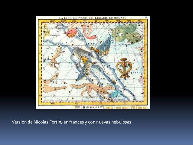 Versión de Nicolas Fortín, en francés y con nuevas nebulosas