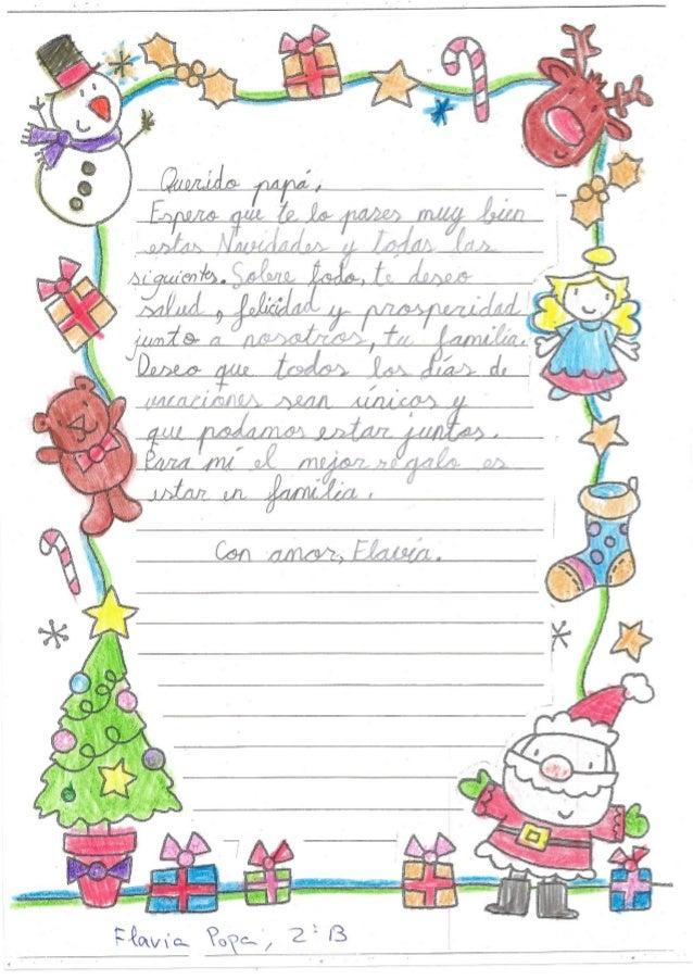 Cartas de la navidad