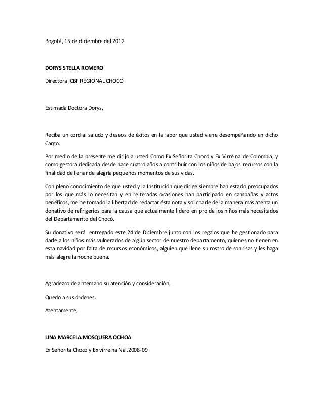 Artesanato Ideias De Natal ~ Como Hacer Una Carta Para Solicitar Un Apoyo Economico De