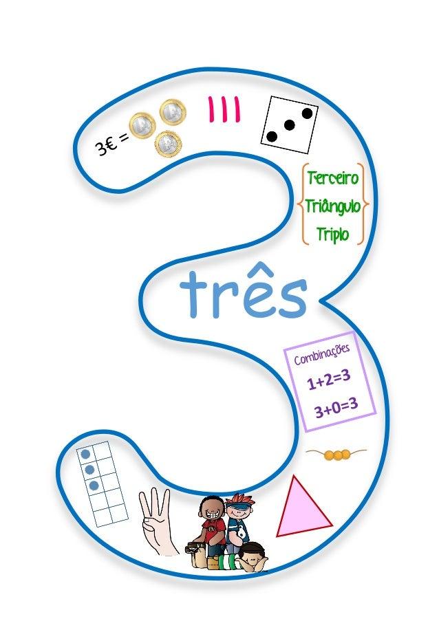três I I I Terceiro Triângulo Triplo