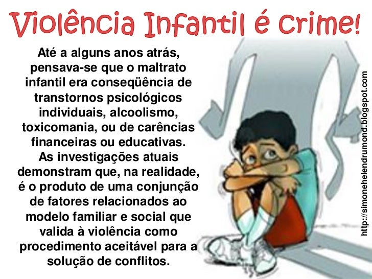 Cartazes Sobre A Violencia Infantil