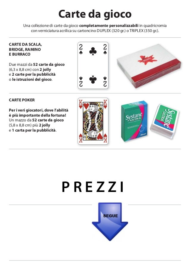 Carte da poker professionali ebay