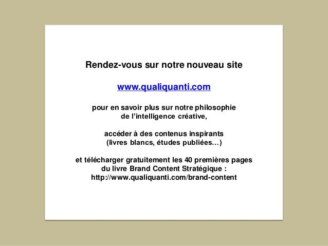 Rendez-vous sur notre nouveau site www.qualiquanti.com pour en savoir plus sur notre philosophie de l'intelligence créativ...
