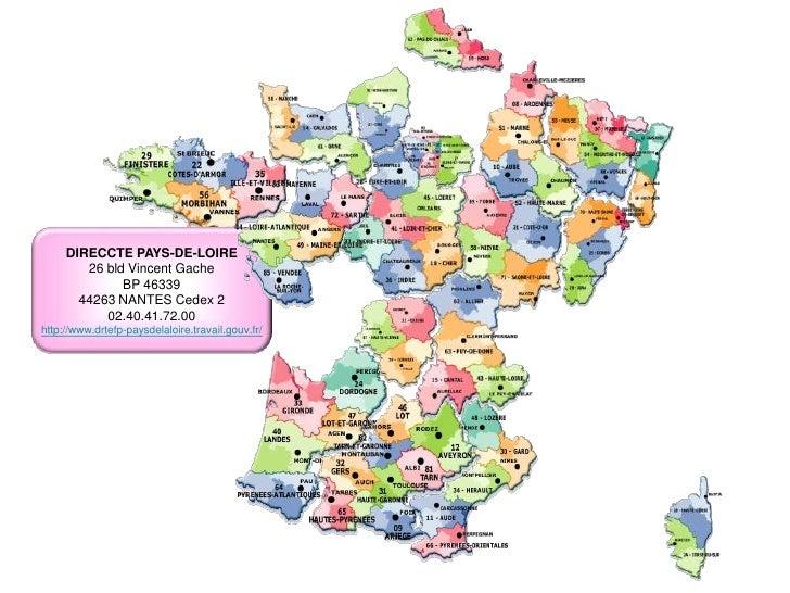 DIRECCTE NORD-PAS-DE-CALAIS 70 rue Saint Sauveur BP 456 59021 LILLE Cedex 03.20.96.48.60 http://www.npdc.travail.gouv.fr/