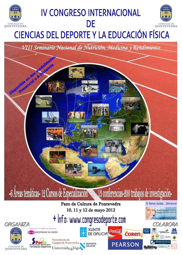 Pazo da Cultura de Pontevedra  10, 11 y 12 de mayo 2012