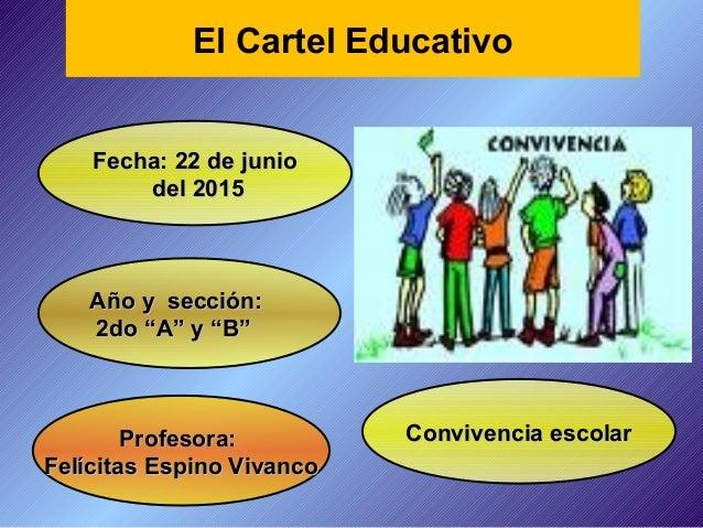 Profesora:Profesora: Felícitas Espino VivancoFelícitas Espino Vivanco Fecha: 22 de junioFecha: 22 de junio del 2015del 201...