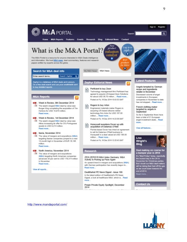 Search for M&A deal info 0=111.11iSearch Zephyr Q Zephyr is a database of M&A deals and rumours Do a free deal search and ...