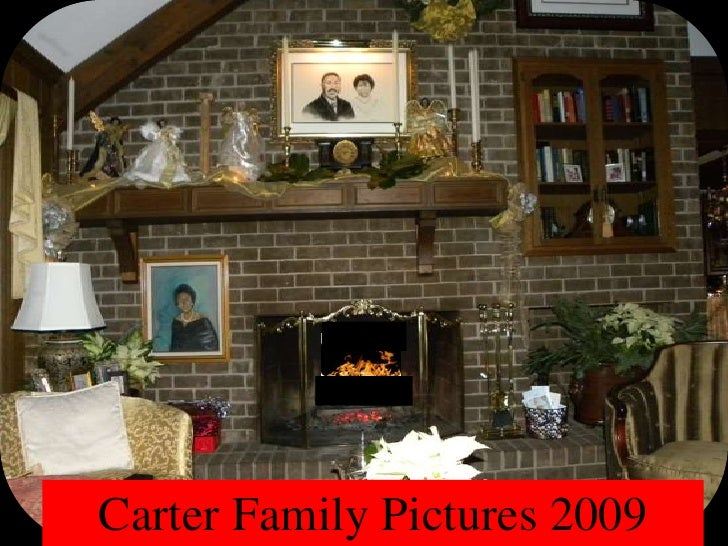 Carter Family Pictures 2009<br />