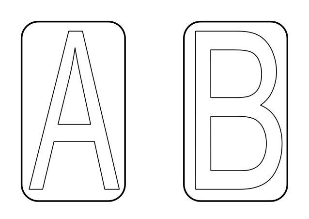 Cartes lletres moldejar plastelina