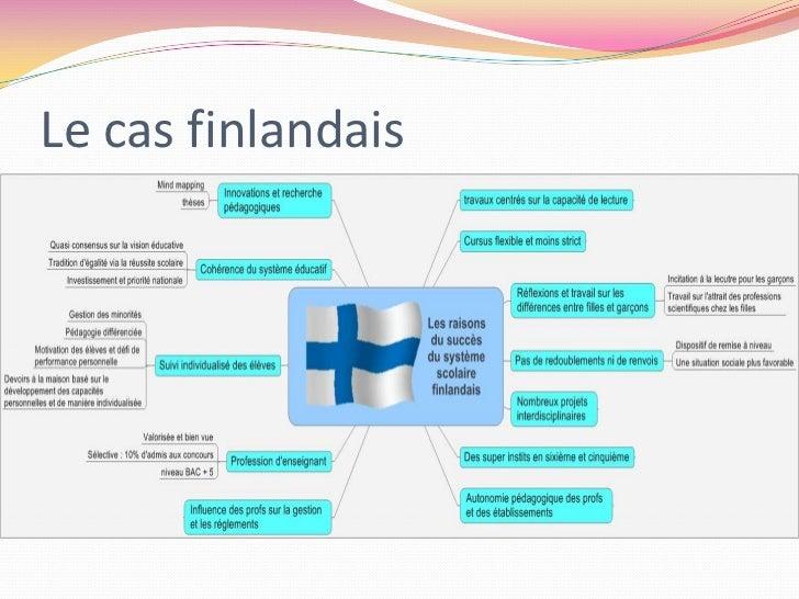 Le cas finlandais<br />