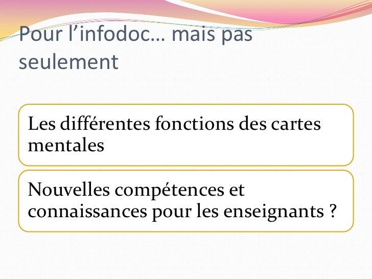 Fonctions utiles (Duplessis)<br />une fonction heuristique : l'utilisation des cartes par les professionnels de l'éducatio...