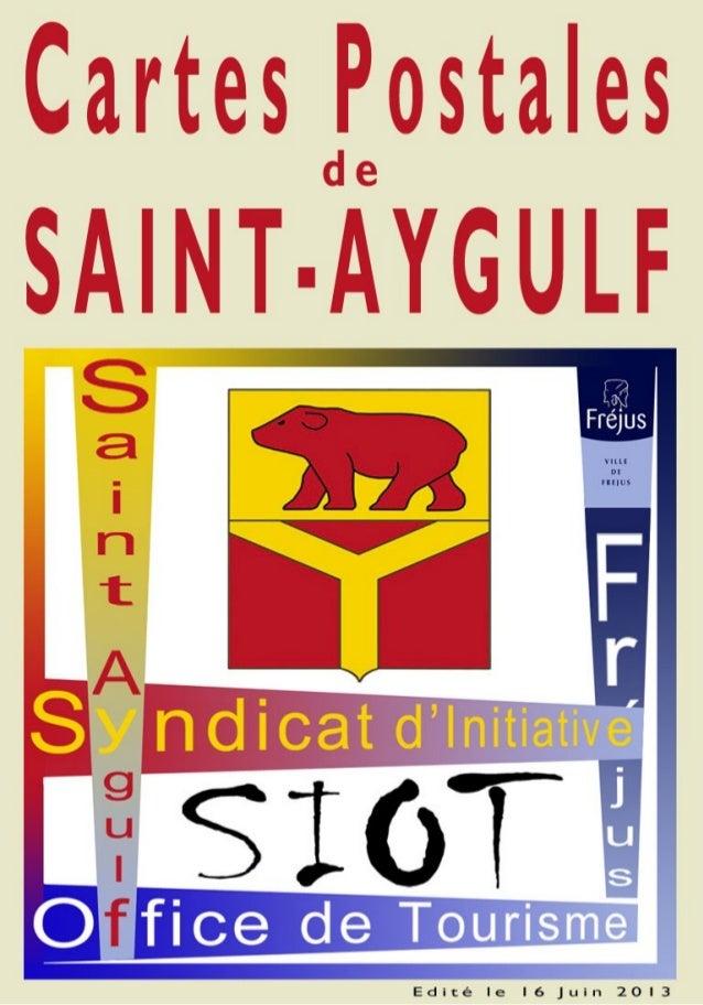 Cartes postales de saint aygulf